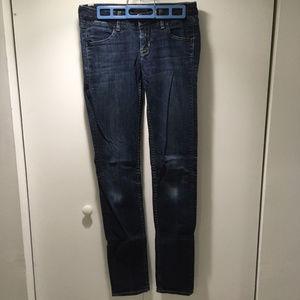Hudson Skinny Jeans  - Size 27